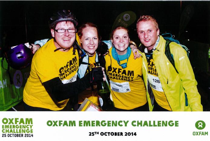 Oxfam Challenge_I-Team