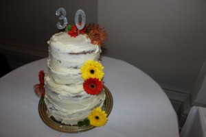 Cake from Baked Worthing