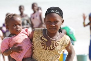 In central Mali climate-change related extreme events and armed conflict are continuously impacting the lives and livelihoods of the most vulnerable (Credit: C Béné)