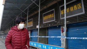 Wuhan seafood market closed after Coronavirus detected