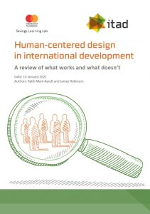 human-centred design report cover